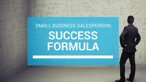 Sales Success Formula (1)