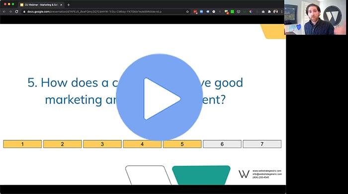 CU Webinar - February 2021 - Marketing & Sales Alignment-thumb