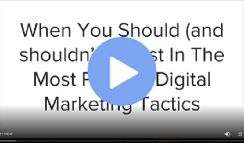 CU Marketing Framework