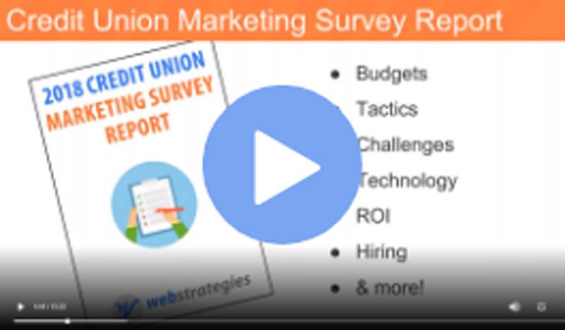 CU Marketing Survey Results