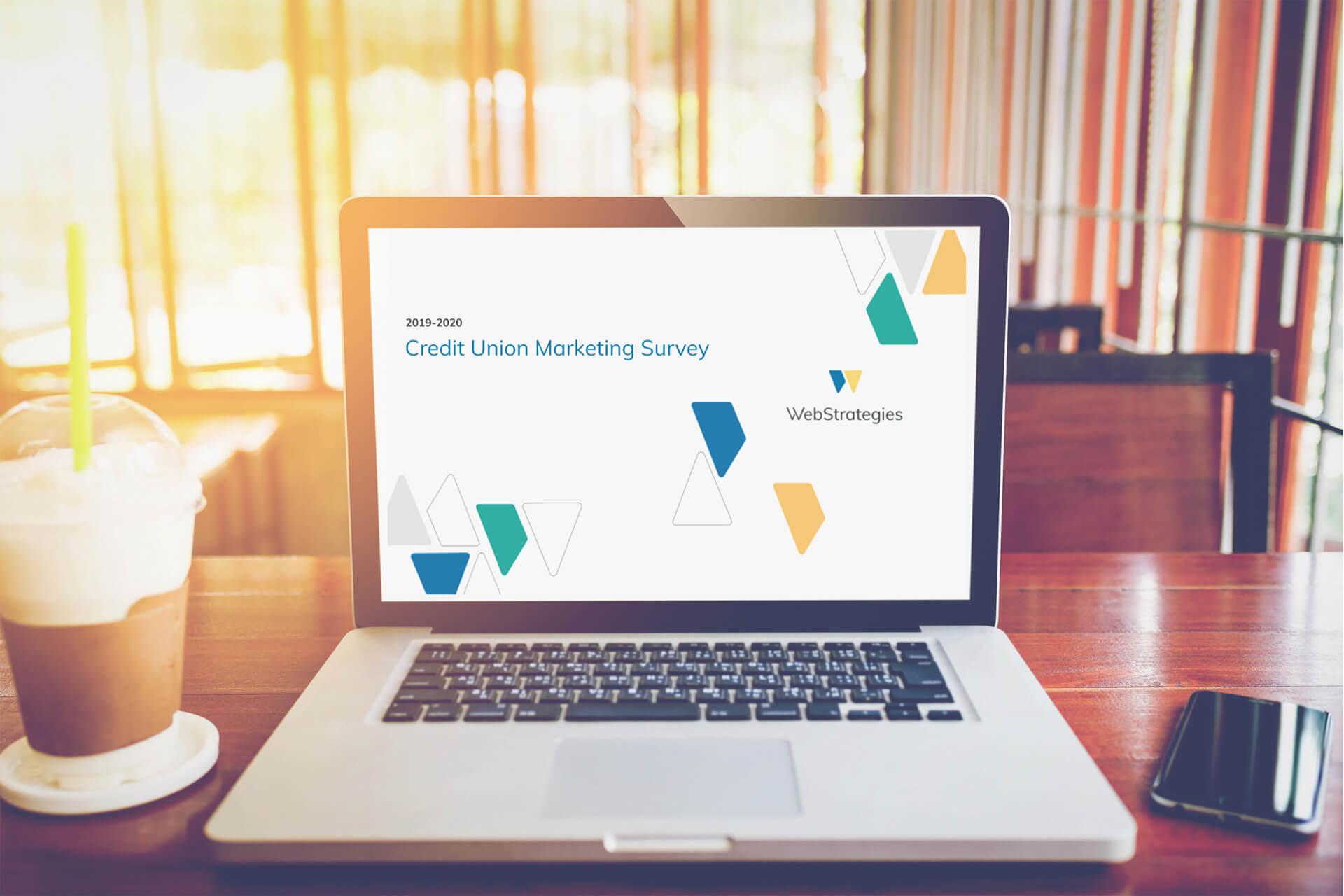 Credit Union Marketing Survey