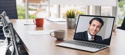 bigstock-Video-Call-Business-People-Mee-378223780