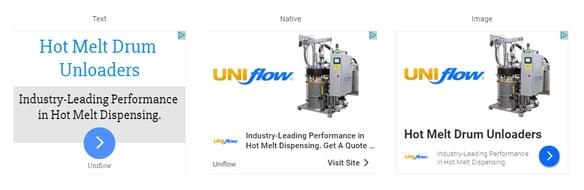 Advertising Equipment Manufacturers