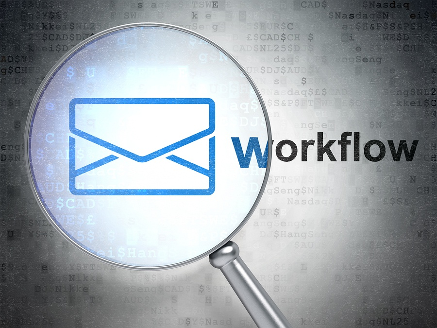 email workflow
