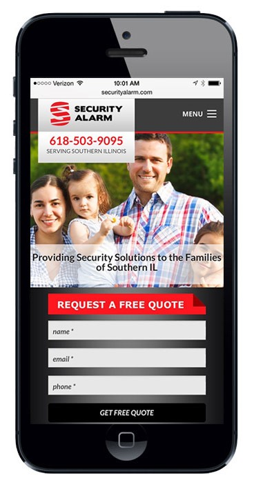 security marketing