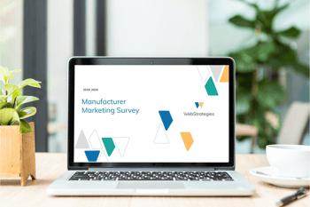 manufacturing marketing survey 2020