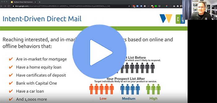 WS Webinar - Direct Mail Automation